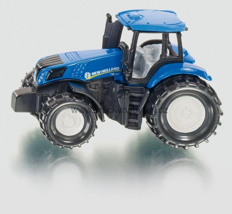 SIKU Blister Traktor New Holland