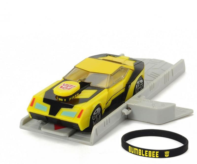 Dickie auto Transformers Mission Racer Bumblebee