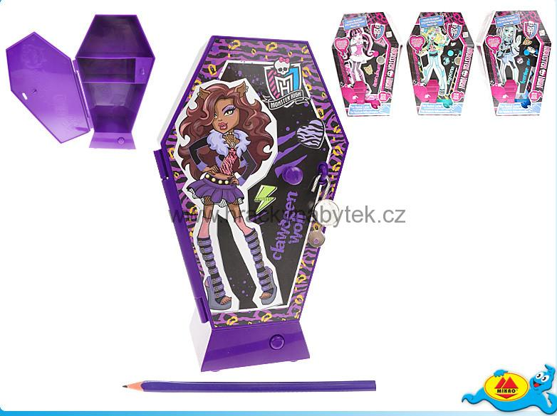Mini skříňka Monster High Lagoona Blue