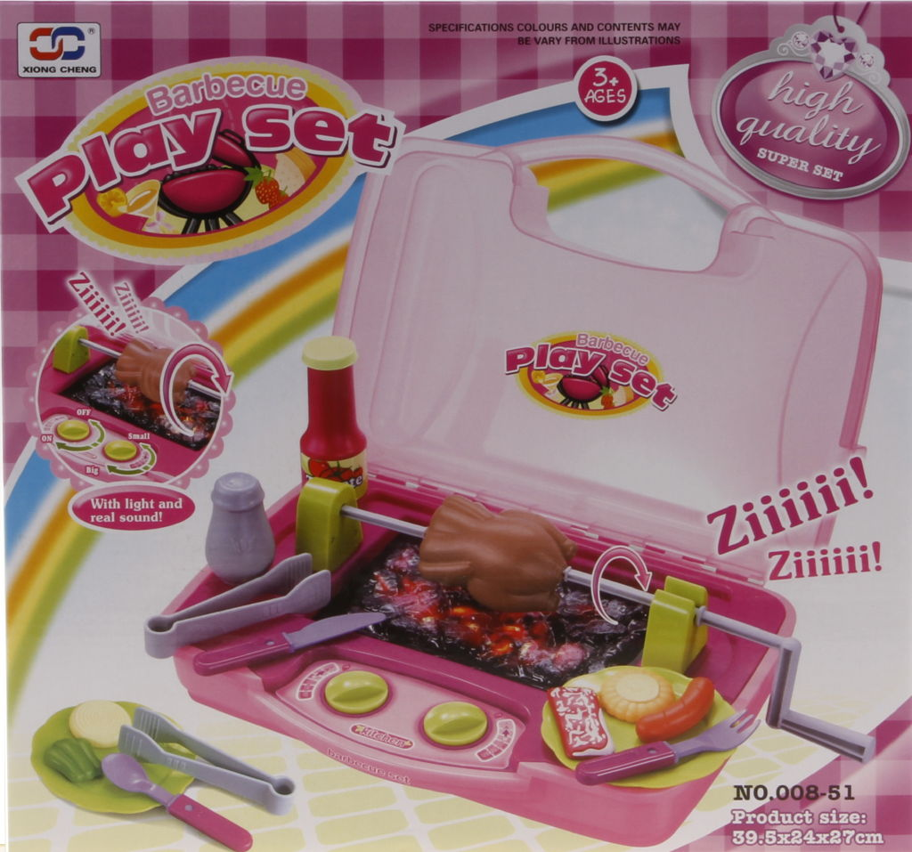 Alltoys Barbecue hrací set