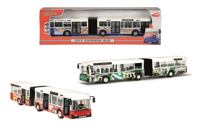 Dickie Autobus City Express 40 cm