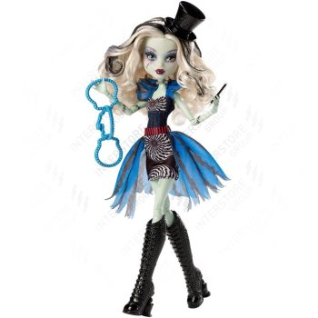 Mattel Monster High CHX98 Freak Du Chic Frankie Stein
