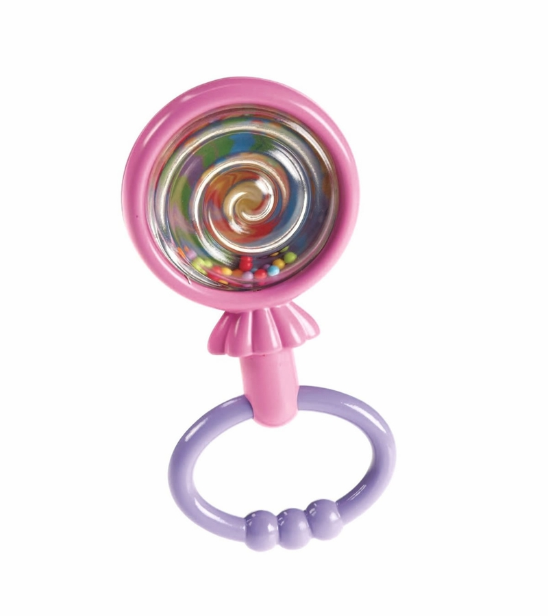 Fisher-Price Lollipop Rattle
