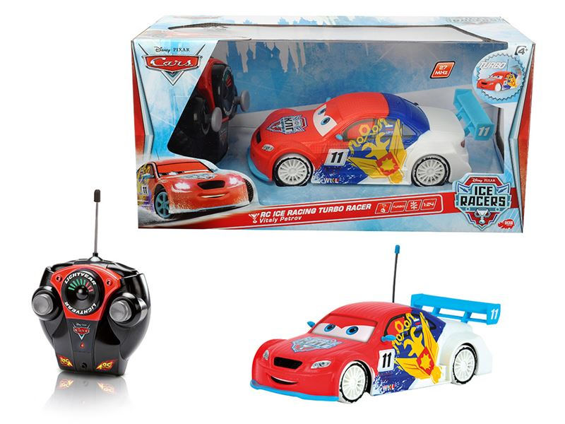 RC Cars Petrov Ice Racing 1:24