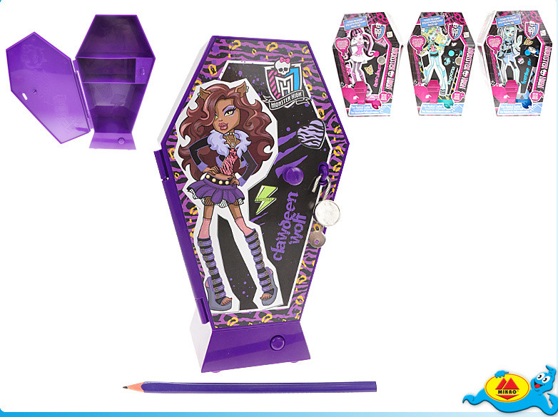 Mini skříňka Monster High